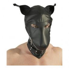 Hondenmasker met Nekband
