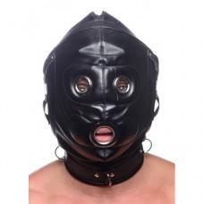 Bondage Masker Met Penis Gag